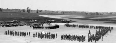 RCAF centralia graduation